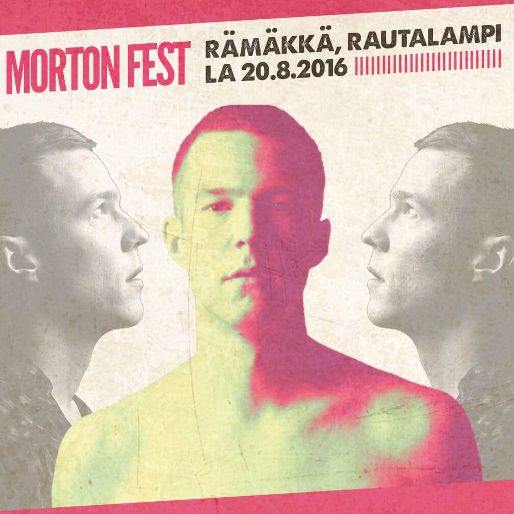 Morton Festin pääesiintyjä on Olavi Uusivirta
